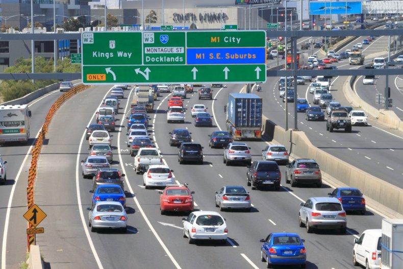 Автомобили в Мельбурне