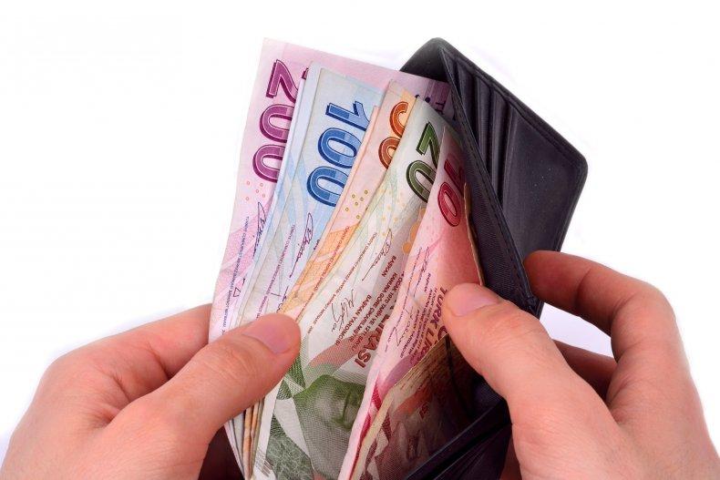 национальная валюта - лира