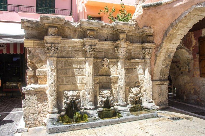 фонтаны Ретимно