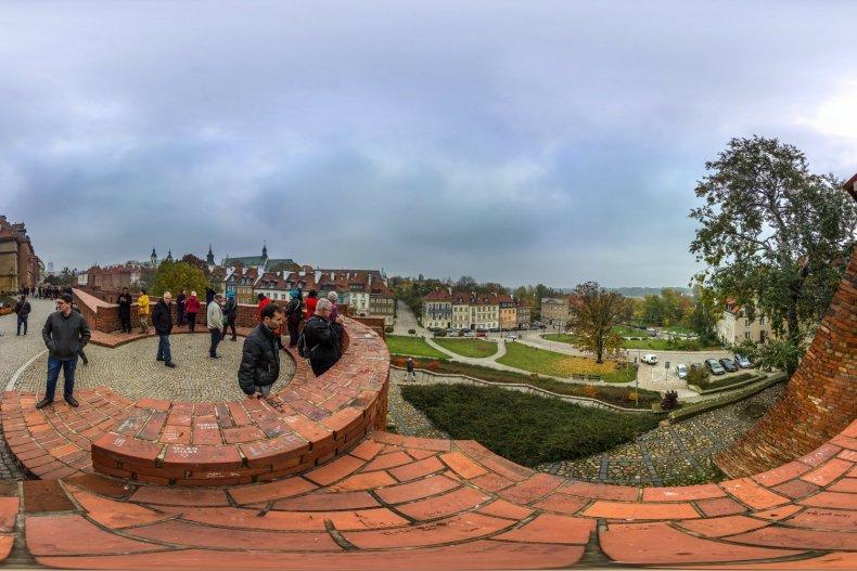 Экскурсия по Варшаве