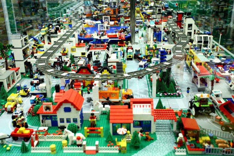 Lego-городок, Семейный отдых в Сплите с детьми