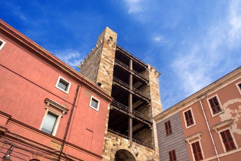 Башня Торре-сан-Панкрацио.