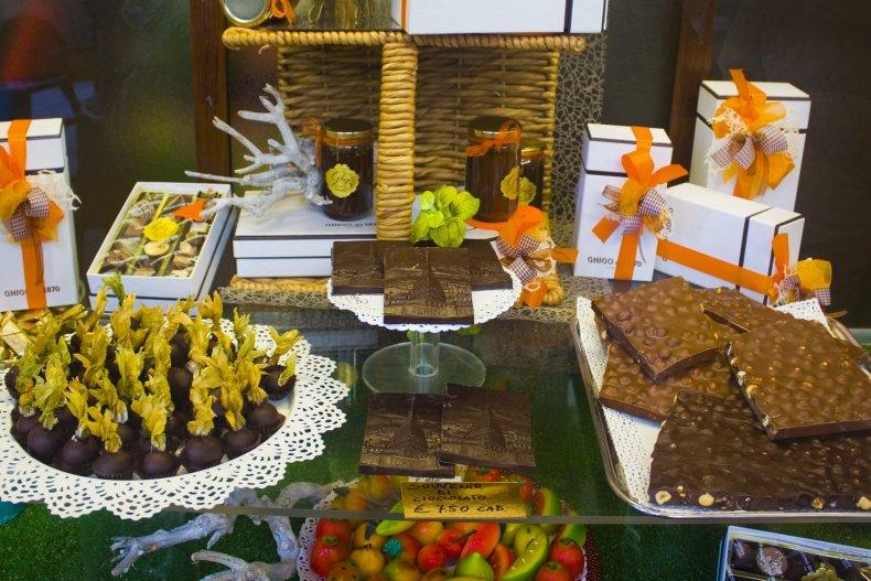 десерты в Trattoria Primavera