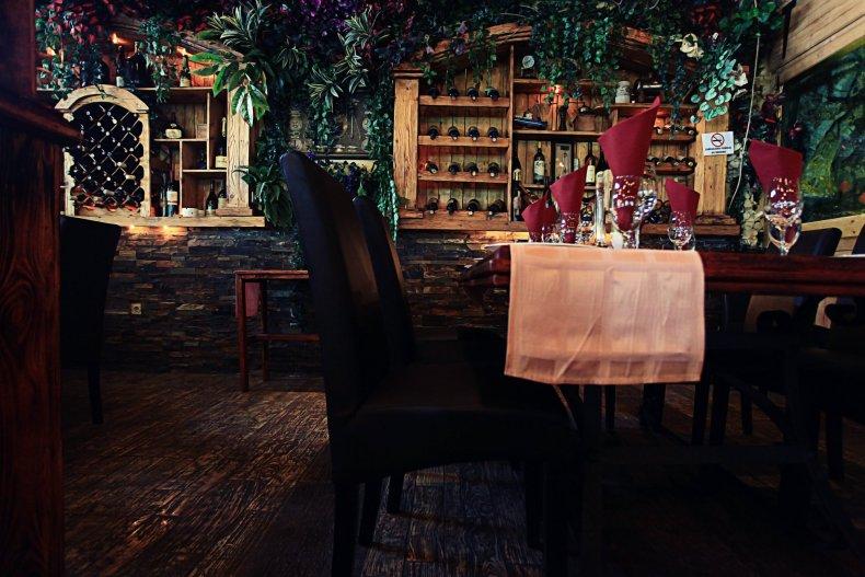 Ресторан в Артишоне