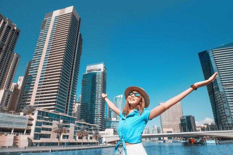 Молодежный отдых в ОАЭ