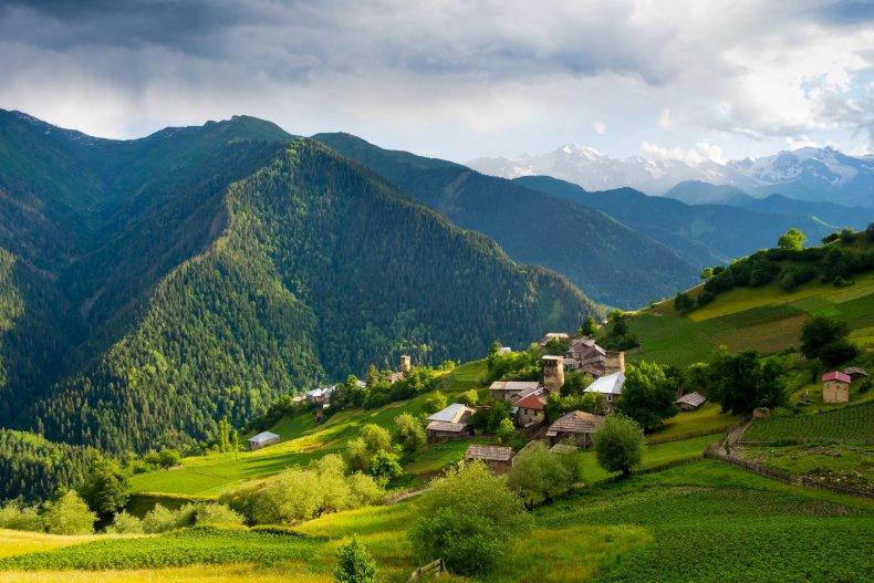 Когда лучше ехать в Грузию - сезон отдыха в Грузии